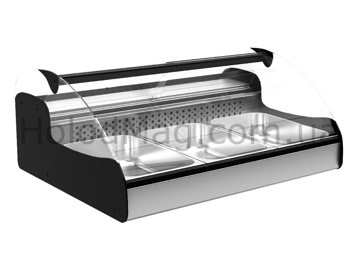 Настольная тепловая витрина ВТ Арго XL Полюс