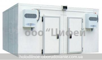 Промышленные морозильные камеры (-18...0)