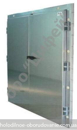 Двери для холодильных камер 1000х2000 мм