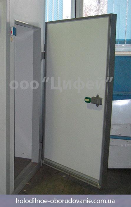 Двери для холодильных камер 800х1800 мм