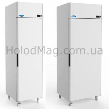 Холодильный шкаф глухой с верхним агрегатом МХМ Капри МВ на 500 и 700 л