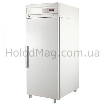 Глухие холодильные шкафы Polair CM105-S, CM107-S одна дверь