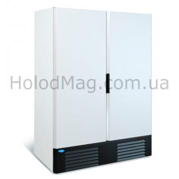 Шкаф холодильный среднетемпературный 2 двери Капри глухой на 1200 и 1500 л