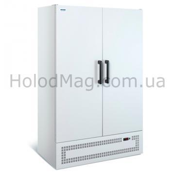 Холодильный шкаф среднетемпературный МХМ ШХ 0,80М с металлической дверью на 800 л