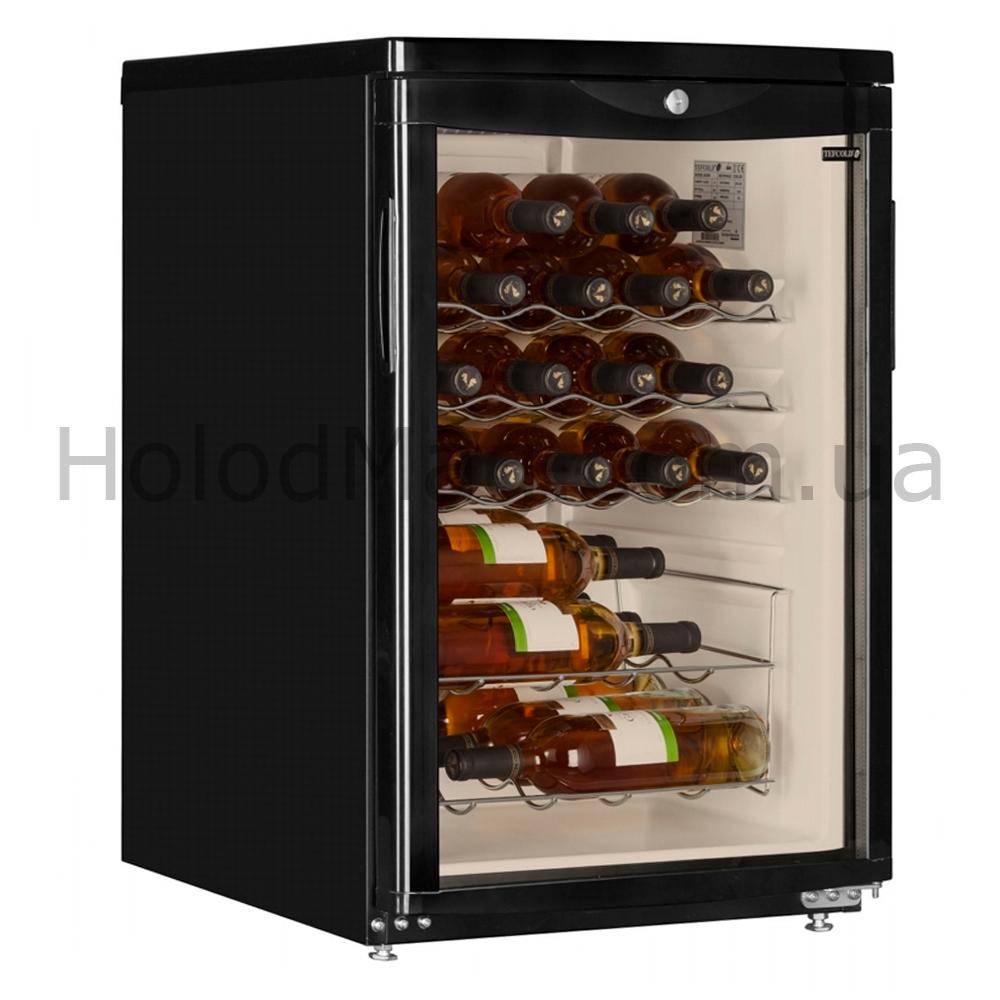 Шкаф холодильный для вина Tefcold SC85 на 22 бутылки