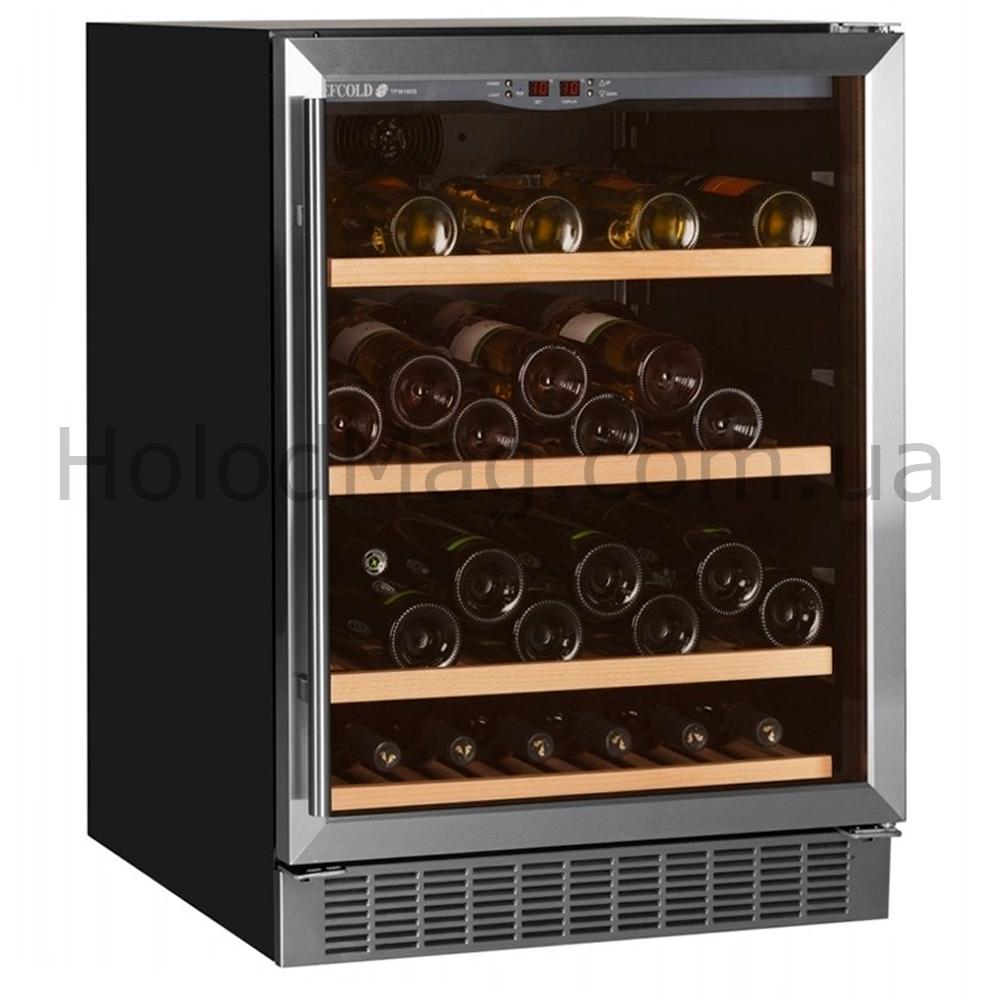 Холодильный шкаф для вина Tefcold TFW160S на 45 бутылок