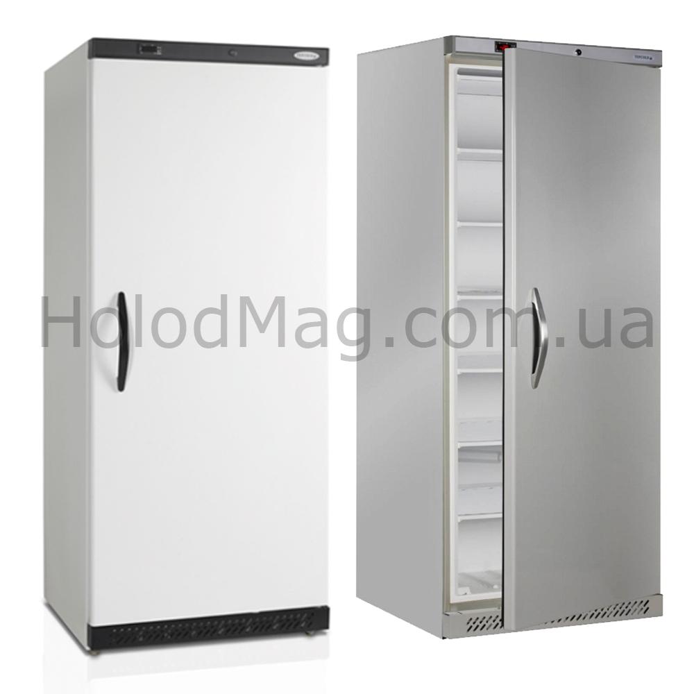 Морозильный шкаф с металлической дверью на 555 л Tefcold UF600-I