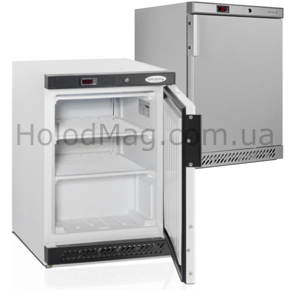 Маленький морозильный шкаф на 120 л Tefcold UF200-I