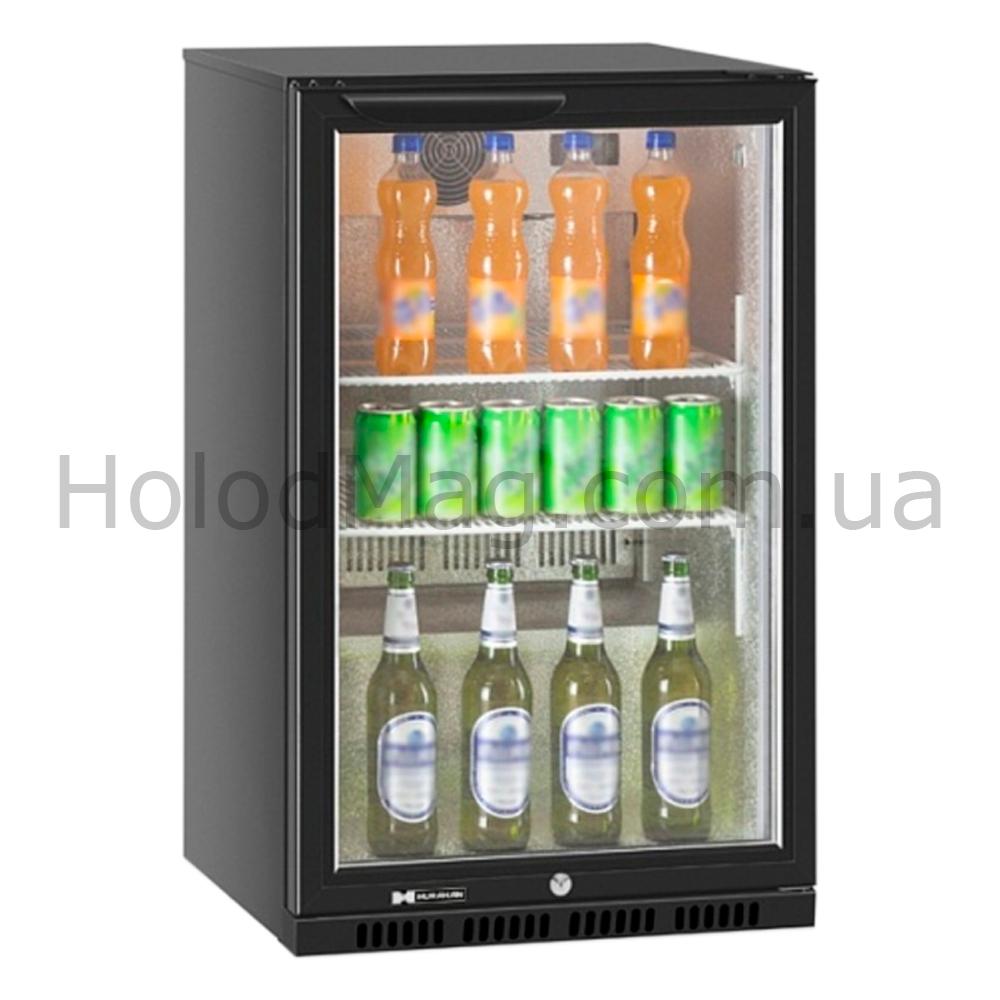 Барный холодильный шкаф HURAKAN на 113 л