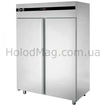 Морозильный шкаф Apach F 1400 BT с глухой дверью