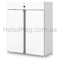 Холодильный шкаф глухой двухдверный Голфстрим Sv 114-S