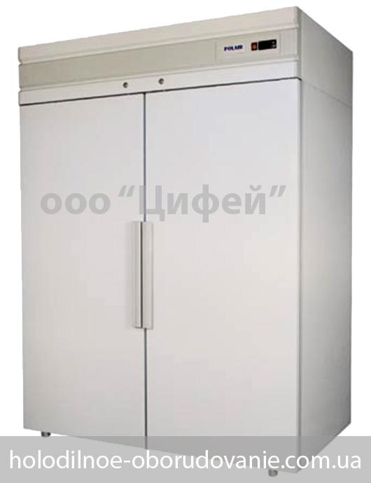 Холодильный шкаф Polair с глухой дверью