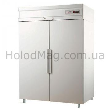 Шкаф морозильный с глухой дверью Polair CВ114-S