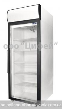 Холодильный шкаф Polair со стеклянной дверью