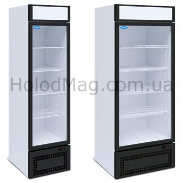 Холодильный шкаф Капри 0,5 СК, 0,7 СК, со стеклянной дверью на 500 и 700 л