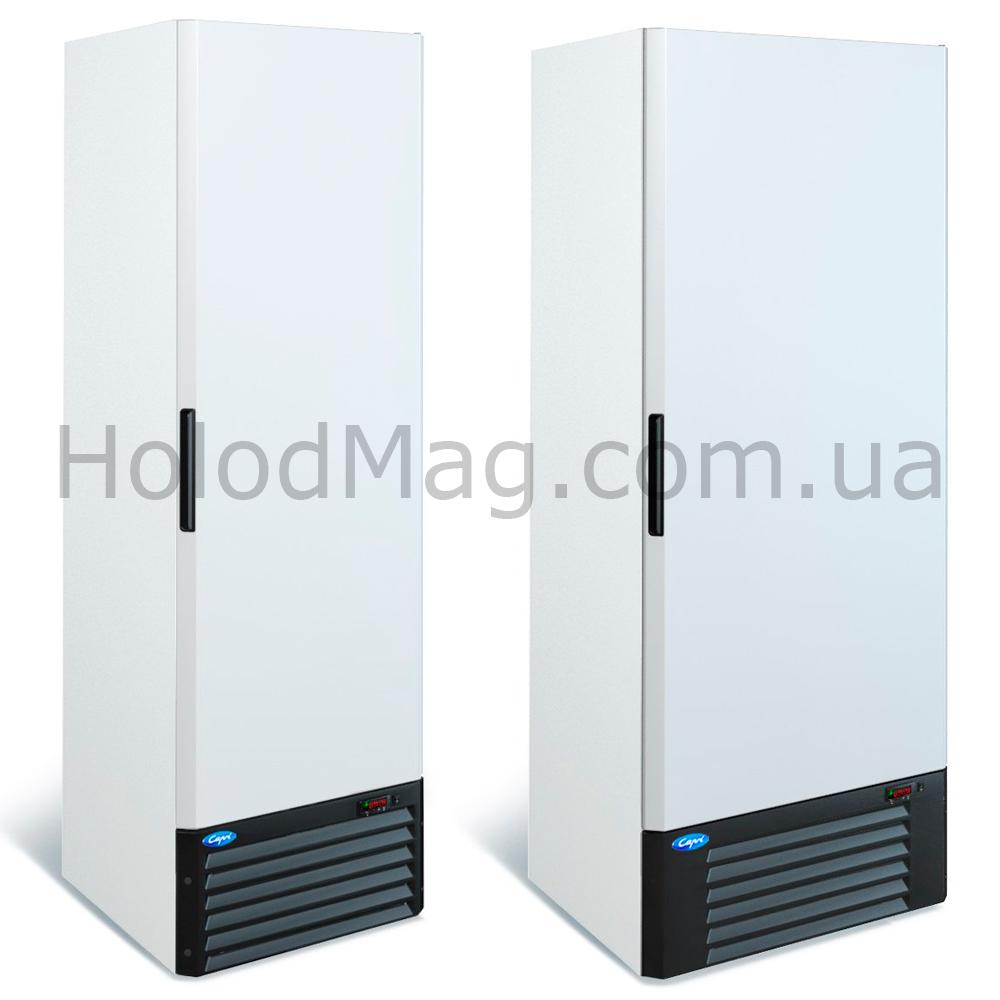 Холодильный шкаф МХМ Капри с глухой дверью на 500 и 700 л