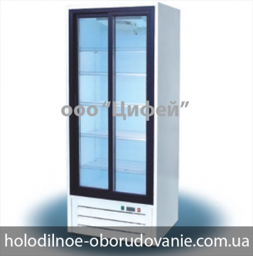Среднетемпературный холодильный шкаф Эльтон