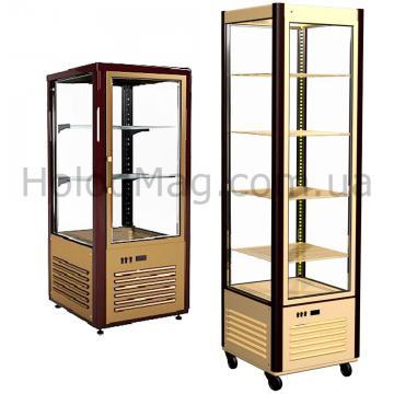 Холодильный шкаф Carboma для кондитерских изделий R120C, R400C