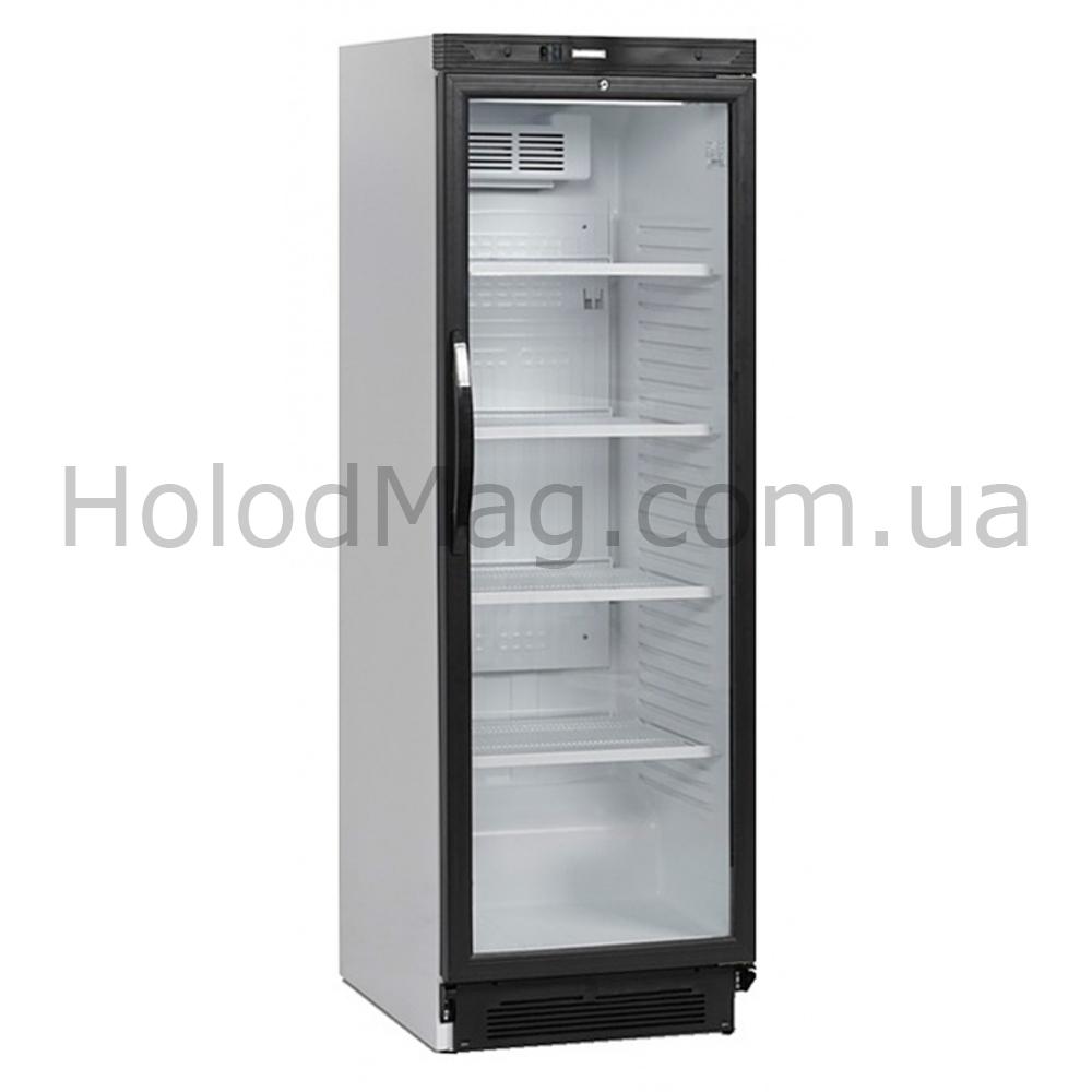 Холодильный шкаф со стеклянной дверью Tefcold CEV425-I