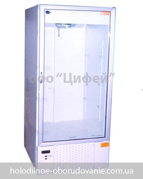 Холодильный шкаф Украина ШХС-2 со стеклянной дверью