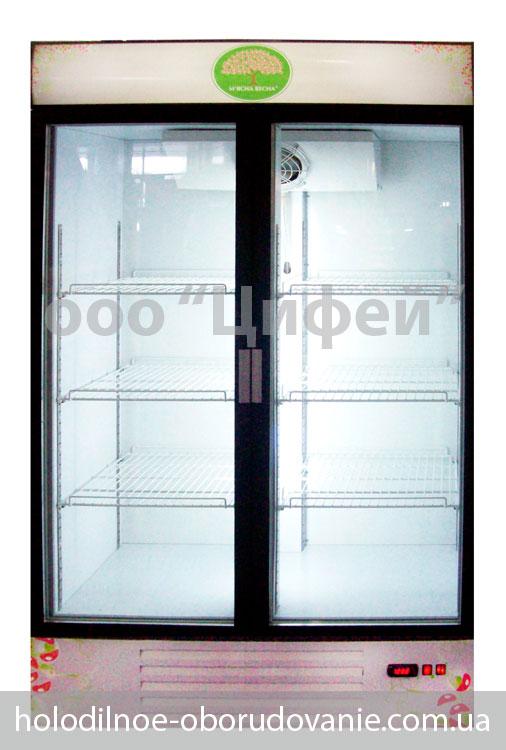 Холодильный шкаф - Торино со стеклянными дверями