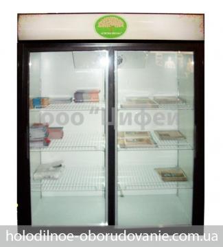 Холодильный шкаф Торино  с раздвижными дверьми