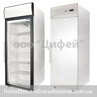 Холодильные шкафы Polair в Николаеве