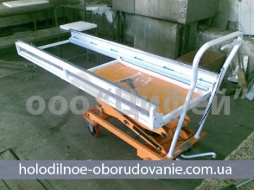 Гидравлические тележки для транспортировки трупов