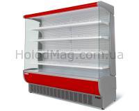 Открытая холодильная вертикальная витрина - Флоренция ВХСп