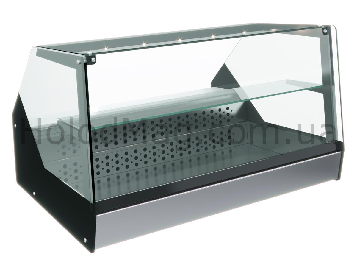 Холодильная настольная витрина Cube Argo XL техно 1 м