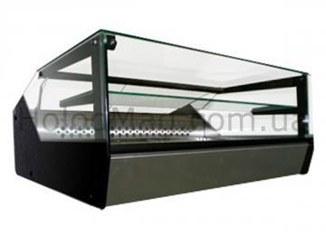 Универсальная настольная витрина Cube Argo XL техно 1 м