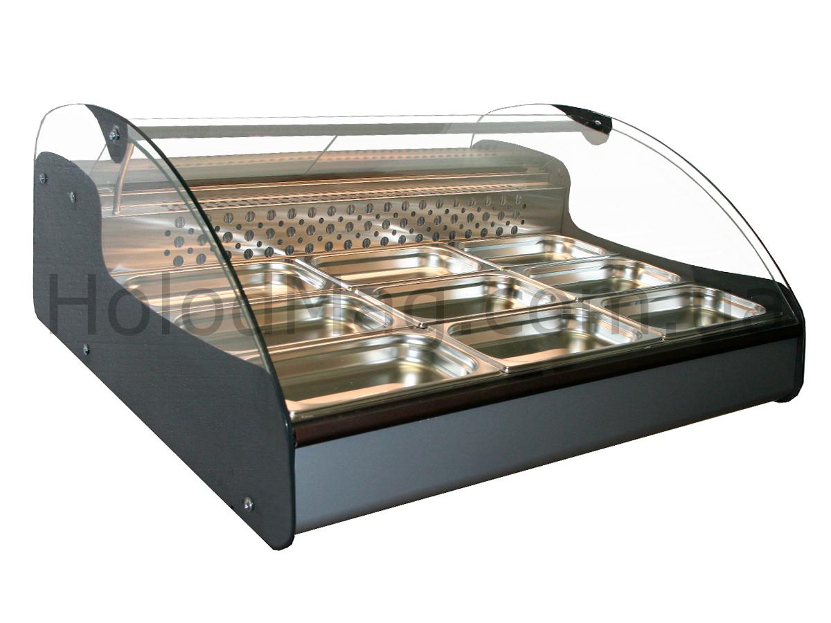 Настольная универсальная витрина Арго XL техно ВХСн-1,0