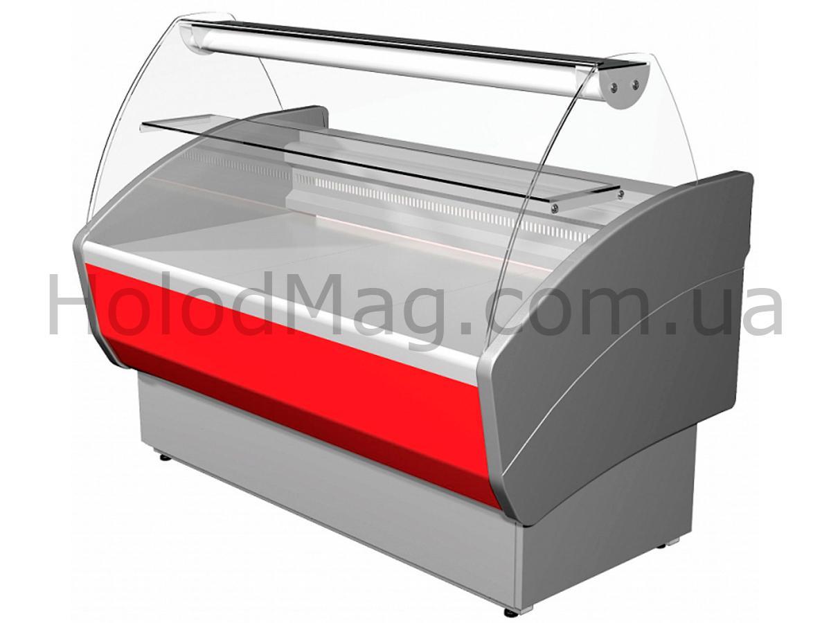 Холодильная витрина среднетемпературная Полюс Эко ВХС