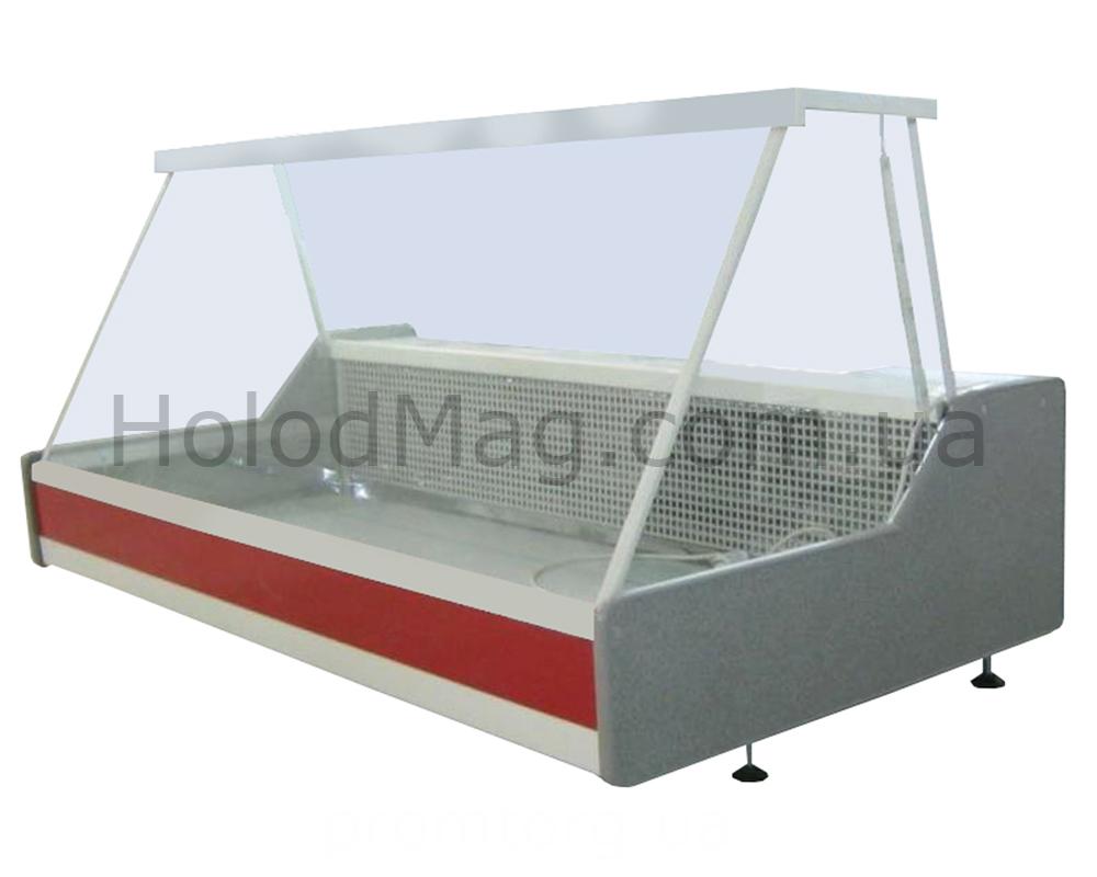 Настольная холодильная витрина Orta-Eko с прямым стеклом