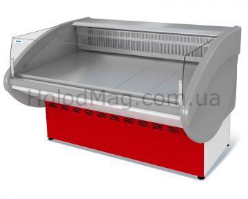 Витрина открытая холодильная Илеть ВХСно