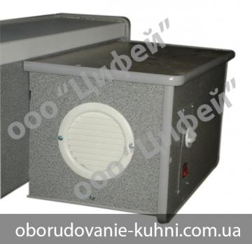 агрегат на витрине Орта