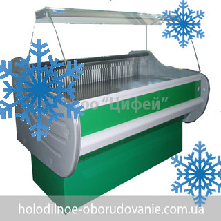 Морозильные витрины в Николаеве