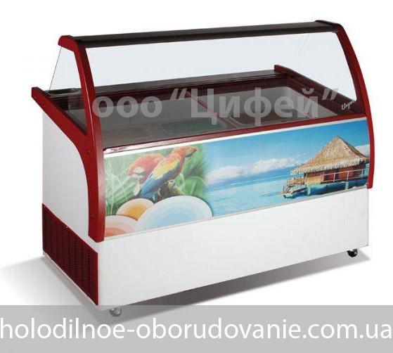 Морозильные лари для мороженого