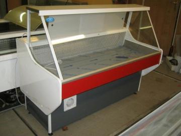 Холодильная витрина Гарда 1,5м новая