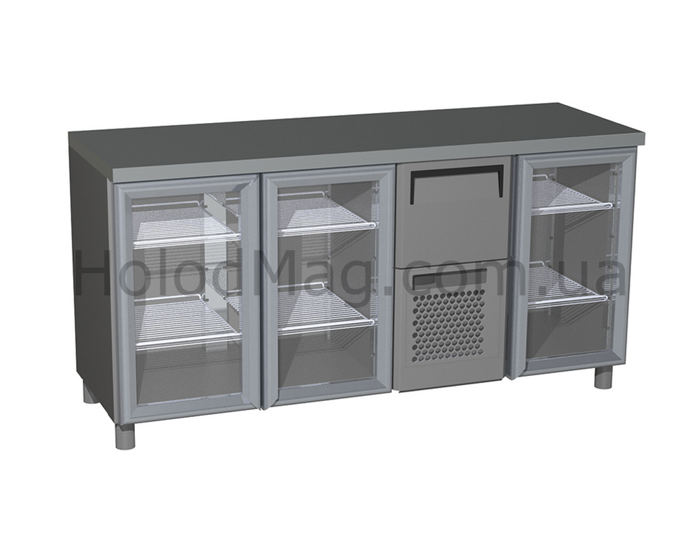 Холодильный стол Полюс 3GNG/NT 3 двери