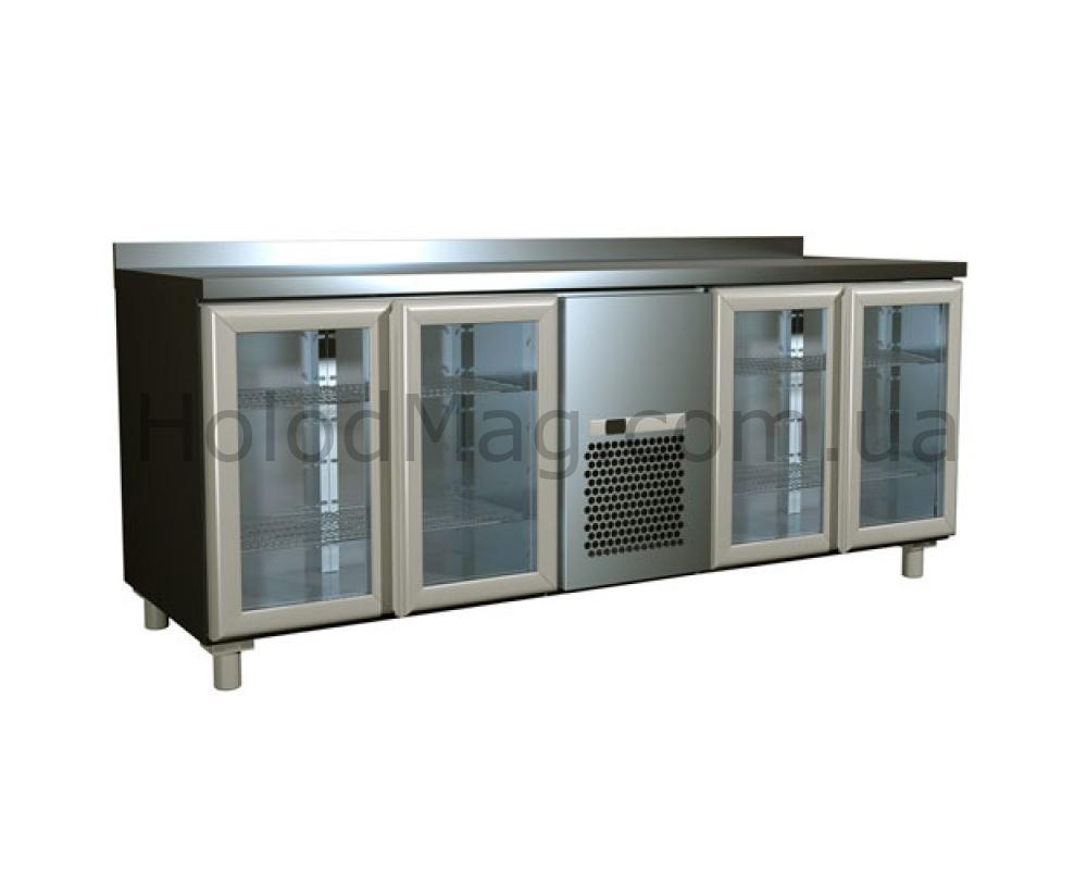 Холодильный стол Полюс 4GNG/NT 4 двери