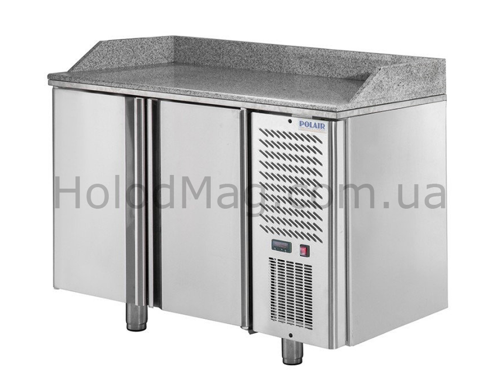 Холодильный стол для пиццы Polair TM2 GN Pizza-G