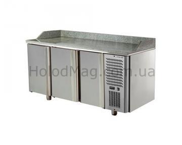 Холодильный стол для пиццы Polair TM3 GN Pizza-G