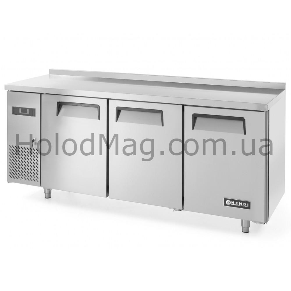 Стол холодильный трёхдверный Hendi Kitchen Line 600 233382