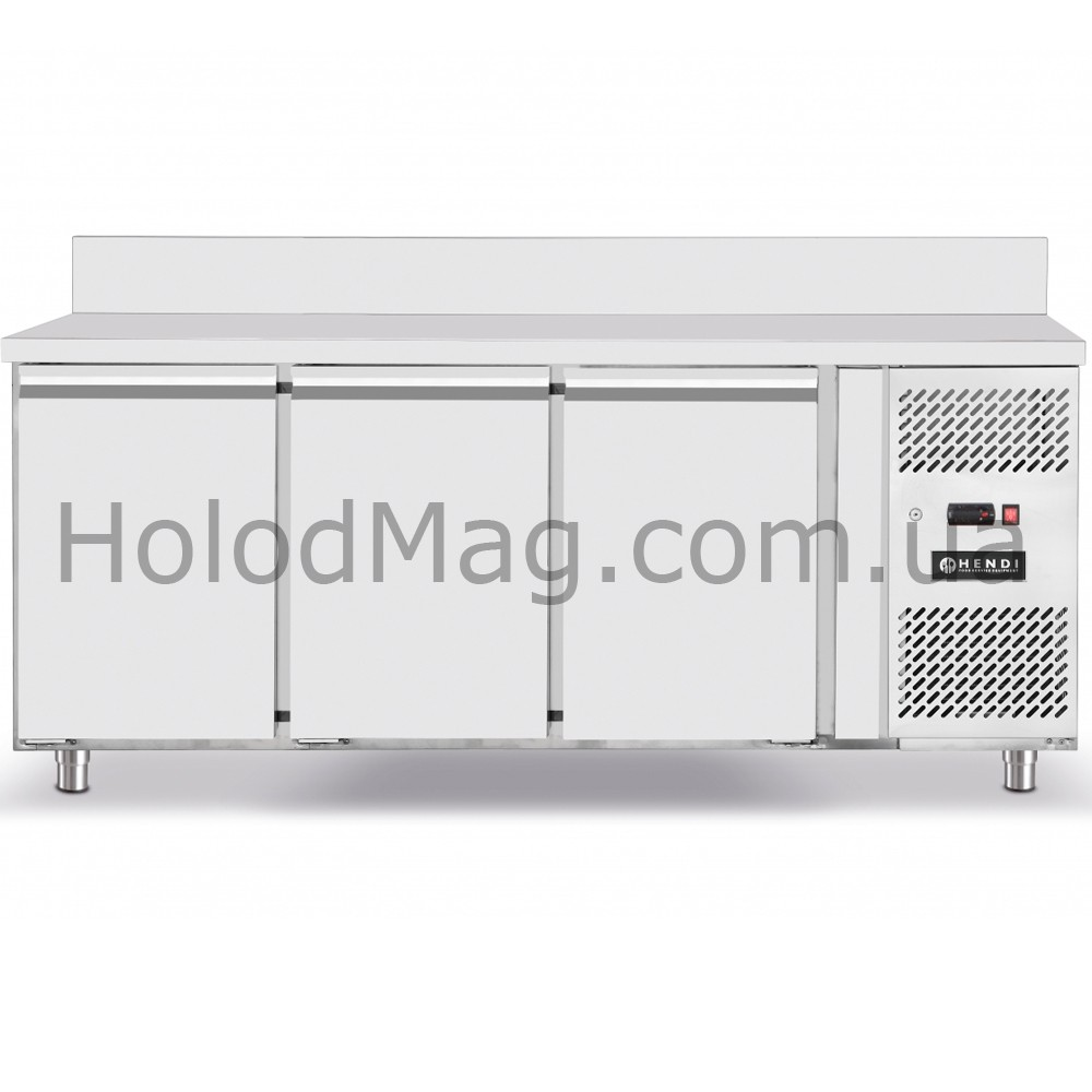 Стол морозильный трёхдверный Hendi Profi Line 700 232699