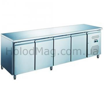 Холодильный универсальный стол FROSTY GN 4100TN на 4 двери