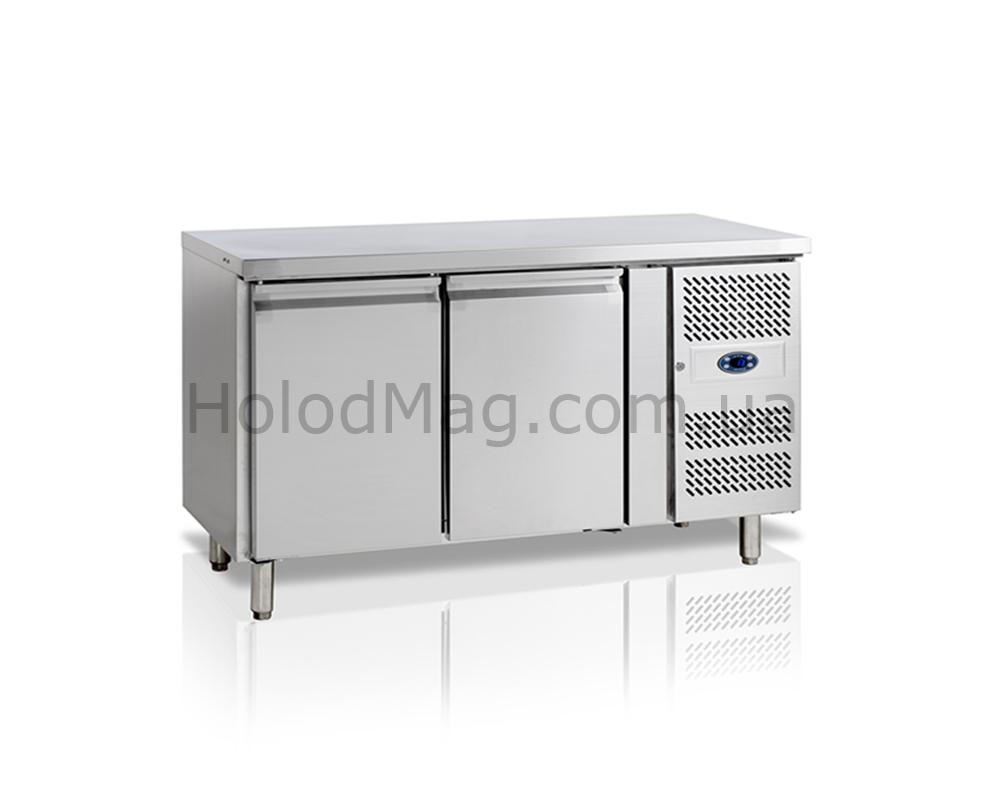 Холодильный стол 2 двери TEFCOLD SK6210-I