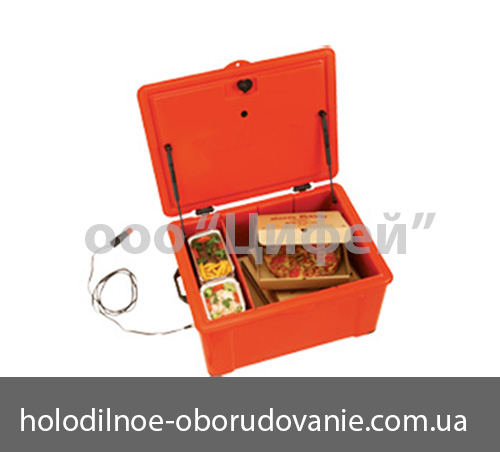 Термобокс с нагревательным элементом 640 Heater на 2 секции