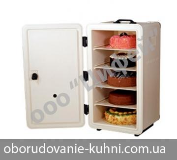 Термоконтейнер для тортов на 5 полок